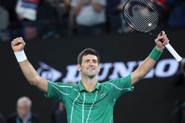 澳网男单决赛,德约科维奇发球超时,谁留意他与裁判的争论