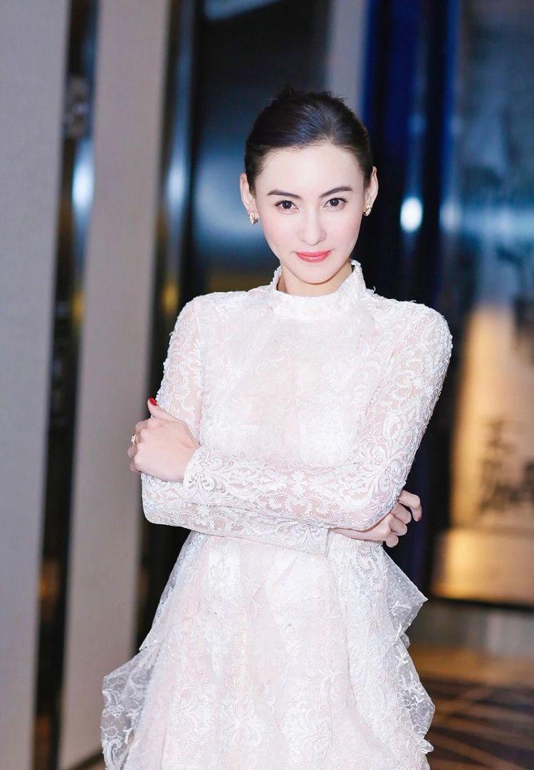 网曝女星吴倩未婚先孕已产子,孩子生父正当红,不愿结婚负责?