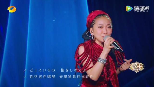 日本神级歌手_这一季《歌手》叫《当打之年》,阵容里年纪最大的日本国宝级歌手米