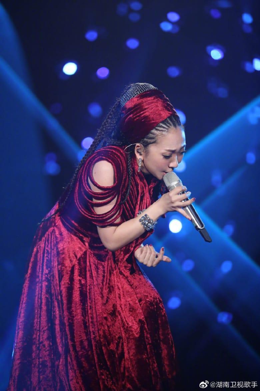 《歌手2020》开播!日本歌姬米希亚唱哭网友