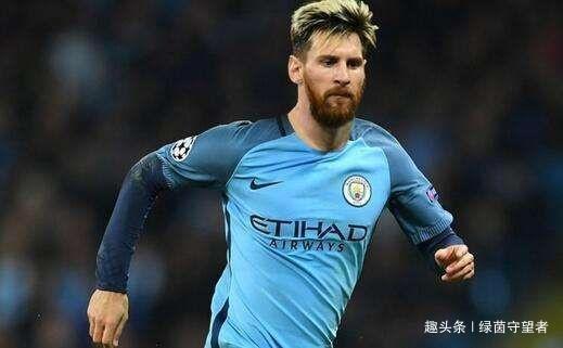 曼城有梅西的恩师瓜迪奥拉,为何不买下梅西?因为梅西与巴萨……