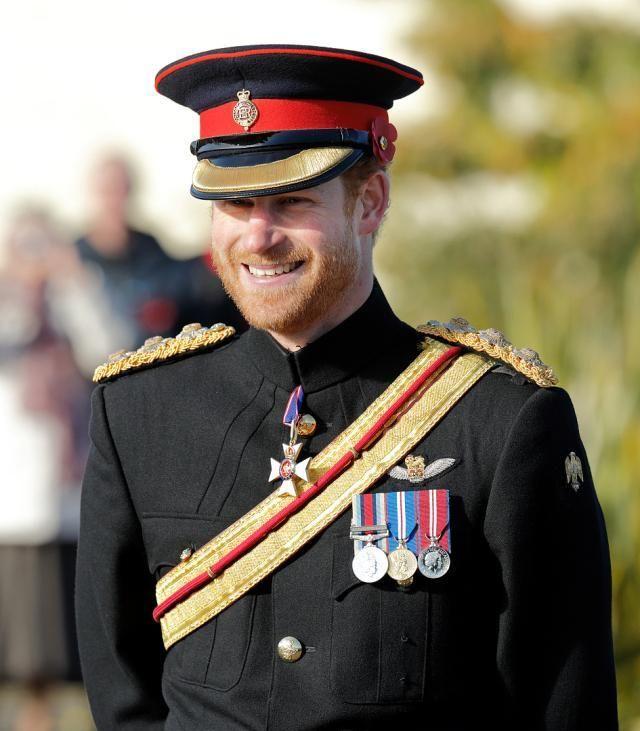 菲利普亲自挑选,哈里的职务由安妮公主代替,成首位海军女将军
