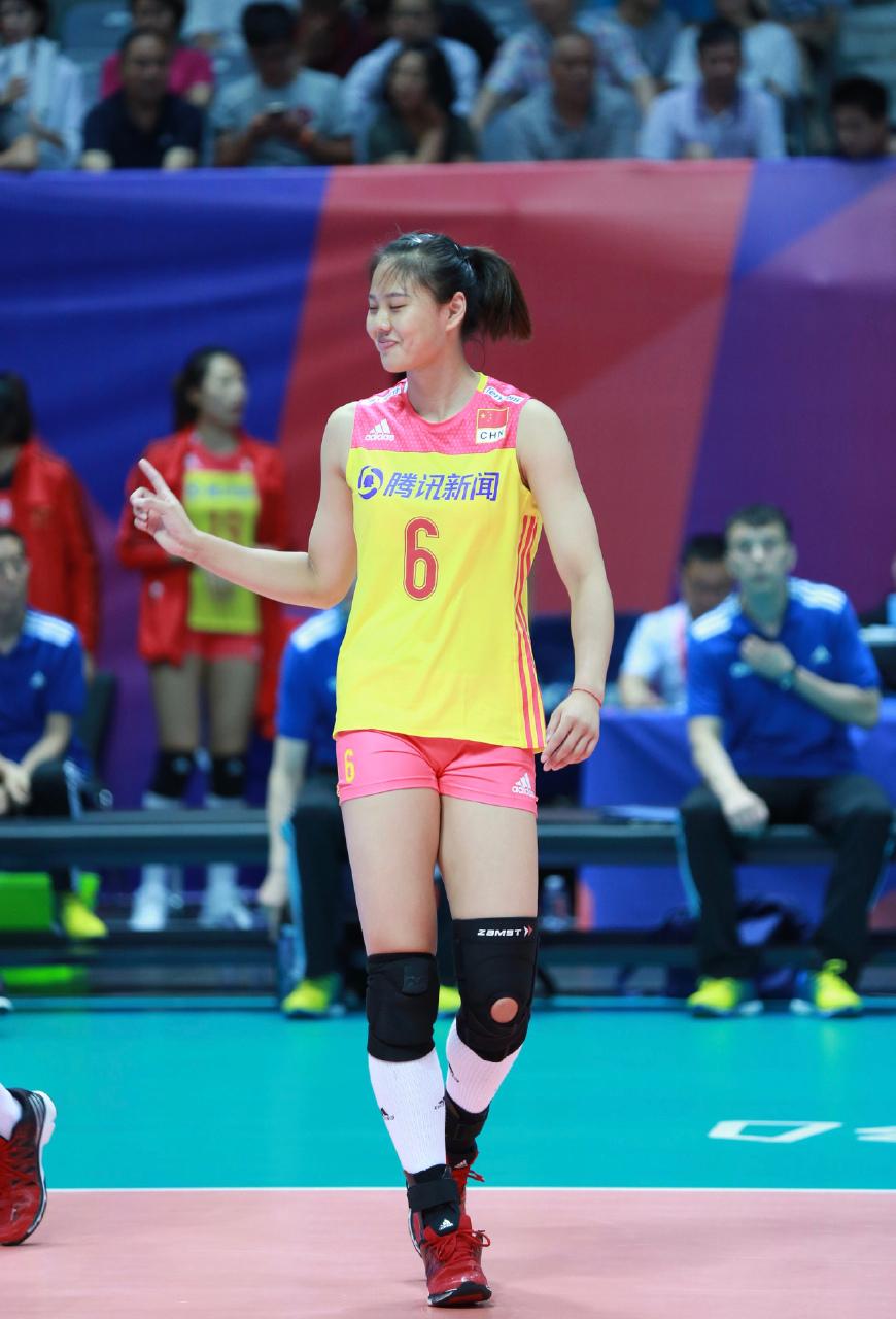 中國女排,她延續天才神話,將在東京奧運后挑戰龔翔宇的主力寶座