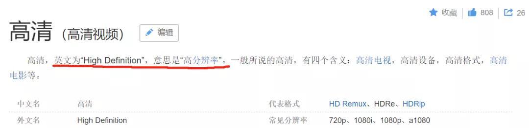 什么是高清视频?国内各大视频平台,重新定义了高清 liuliushe.net六六社 第8张