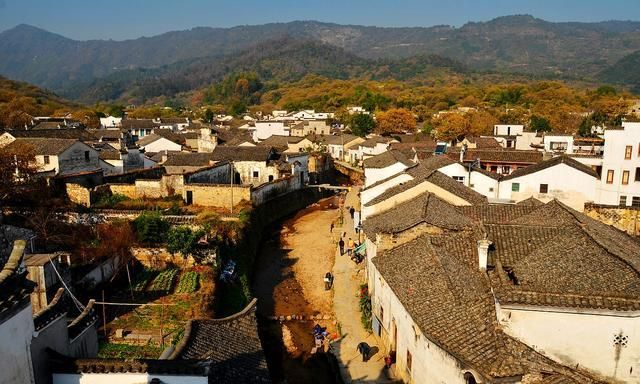 安徽被忽略的一处古建筑群,现有古代建筑140余处,与九华山毗连