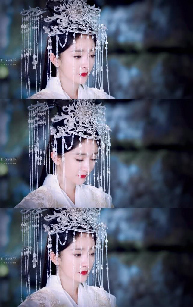 《枕上书》之中三套婚服造型比拼,热巴很美不过她最让人惊艳