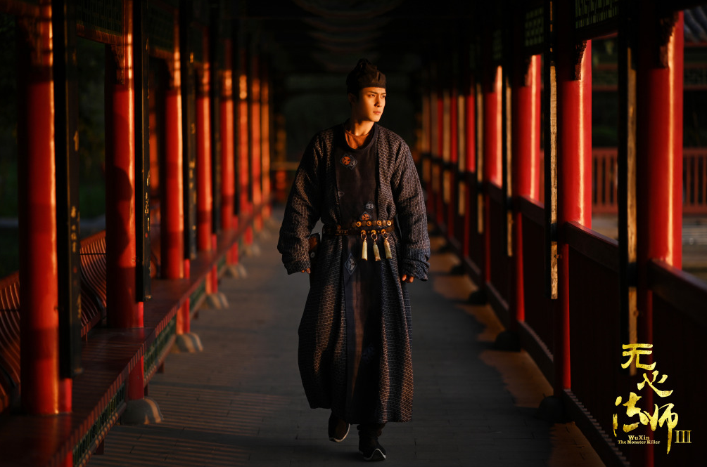 《无心法师3》首播评分7.2,陈瑶演技收获好评,韩东君颜值在线