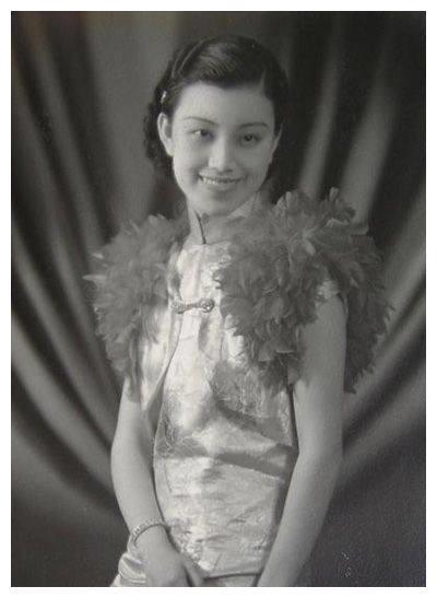 她是民國名媛,曾為了讀書而絕食,百歲高齡美貌依舊圖片