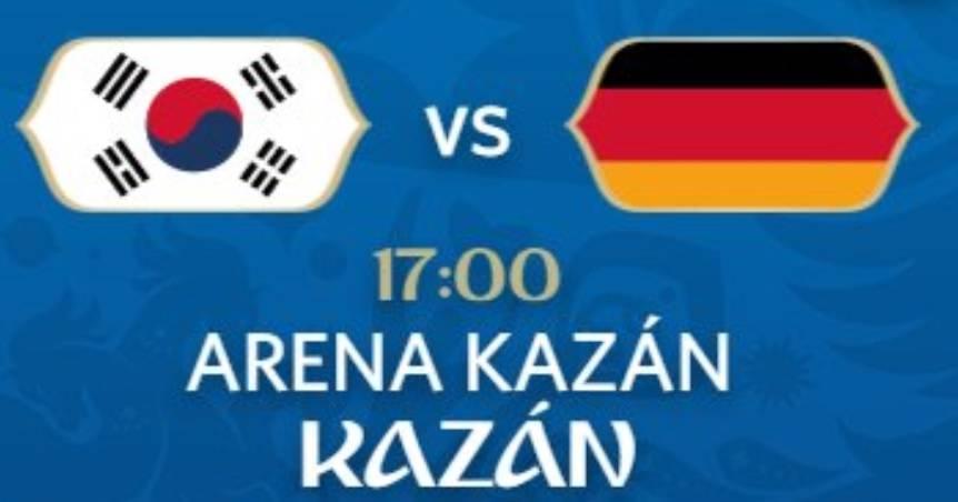 德国vs韩国历史战绩:世界杯上交手2次,德国全胜