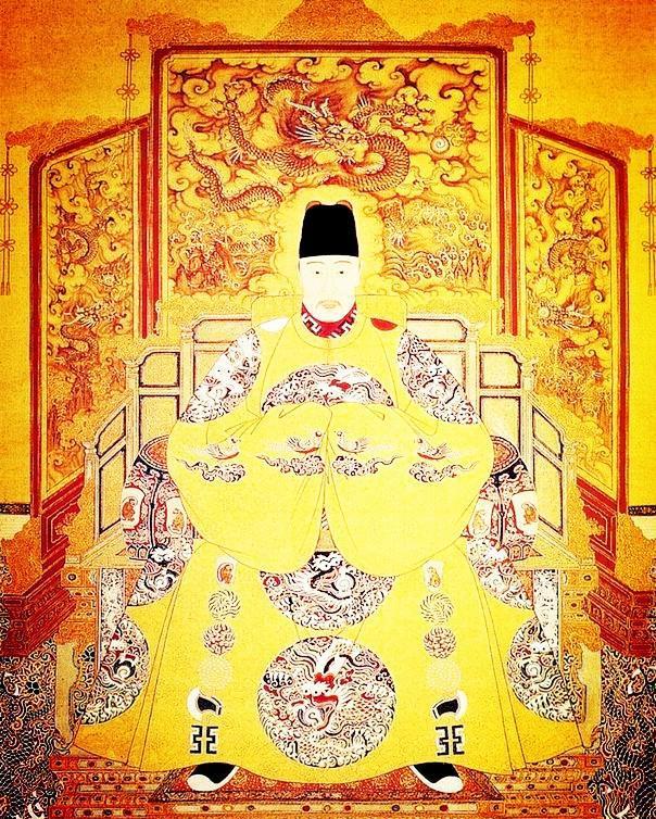 明朝皇帝在位时长,16位皇帝平均在位时间17.3