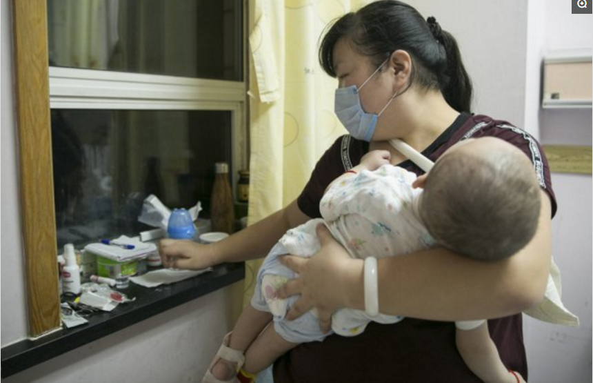 兒子患病,丈夫拒絕救10個月大的親生骨肉,妻子絕望到寫下遺書!