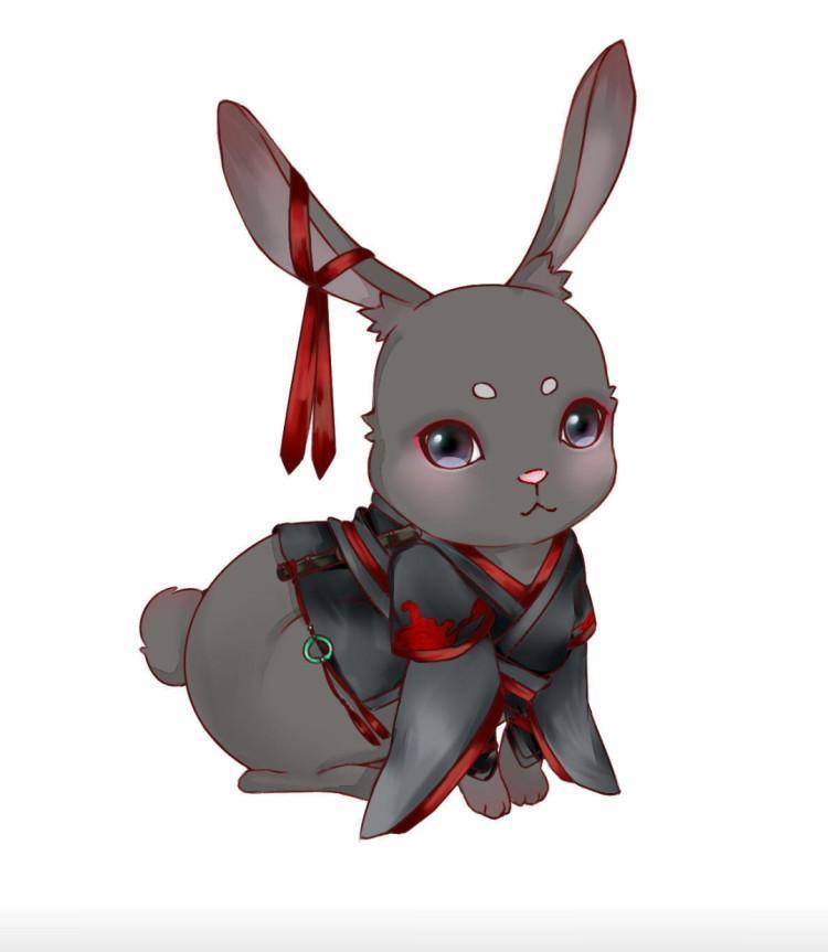 小宇说的兔子是谁?_看这9张图,你能认出是《魔道祖师》动画中的哪些人物吗?|小 ...
