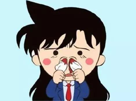 怎样预防宝宝流鼻血?