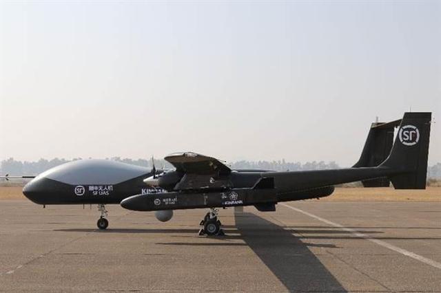 航程6000公里,載重60噸!中國正在研發運20級無人機圖片