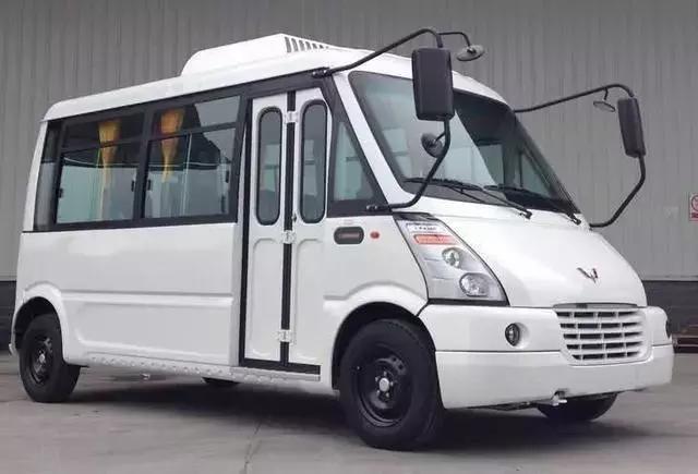 五菱涉及房車領域,這款房車c照就能開,僅22.8萬元起!圖片