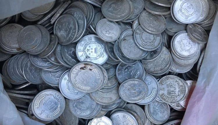 被小看的硬分币,一定别丢掉,一斤能卖80元!
