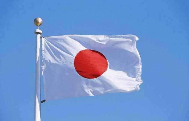 日本国旗_中国古代的国旗, 被多国模仿, 日本仿得最富含\