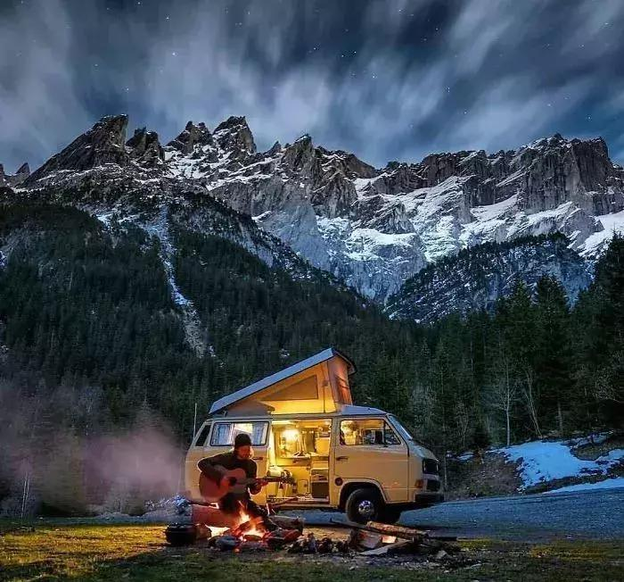 跟著房車去旅行, 與你看盡世界風景