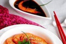 鲜嫩清口的盐水虾,营养成分一点都不流失!