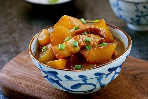 白萝卜的5种做法,每种都好吃,换着花样做餐桌不重样