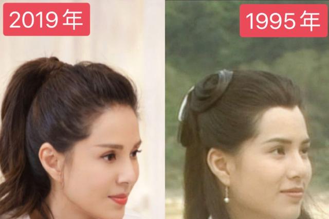 53岁李若彤「翘臀、马甲线」超火辣!