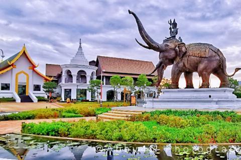 泰国芭提雅旅游又添新去处,耗资40亿泰铢的暹罗传奇,地道泰国味