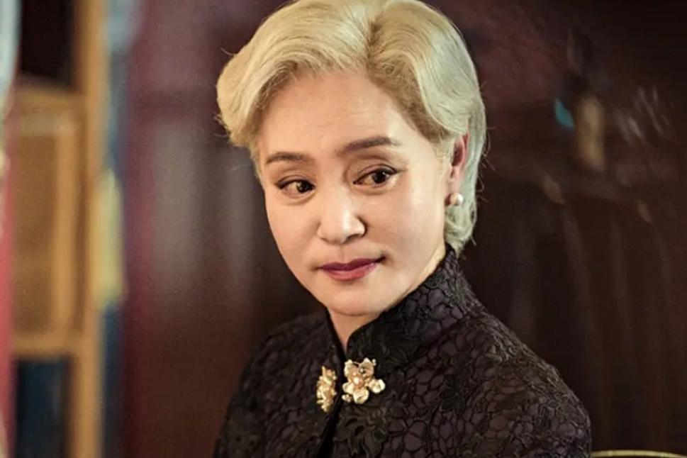 琼女郎刘雪华满头白发却美到不行,情史坎坷惹人疼,61岁仍单身
