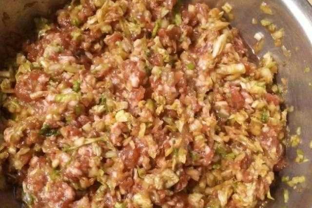 猪肉白菜馅的饺子怎么调馅才好吃?这一步是重点,做好了香味十足