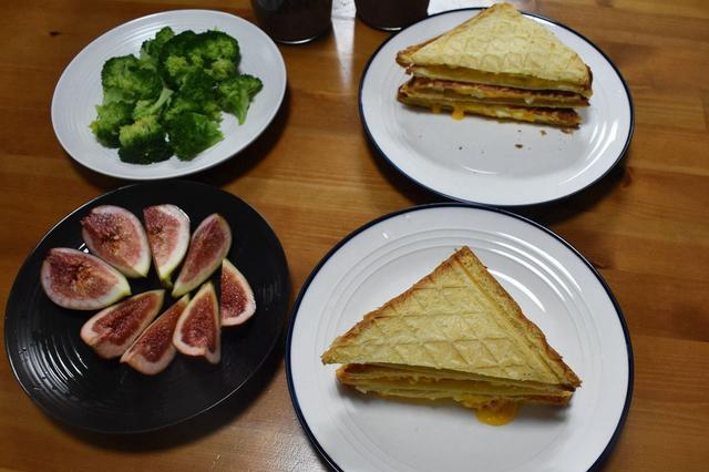 给孩子做的7款早餐,有时只有两样,有时一桌,孩子爱吃我乐意做