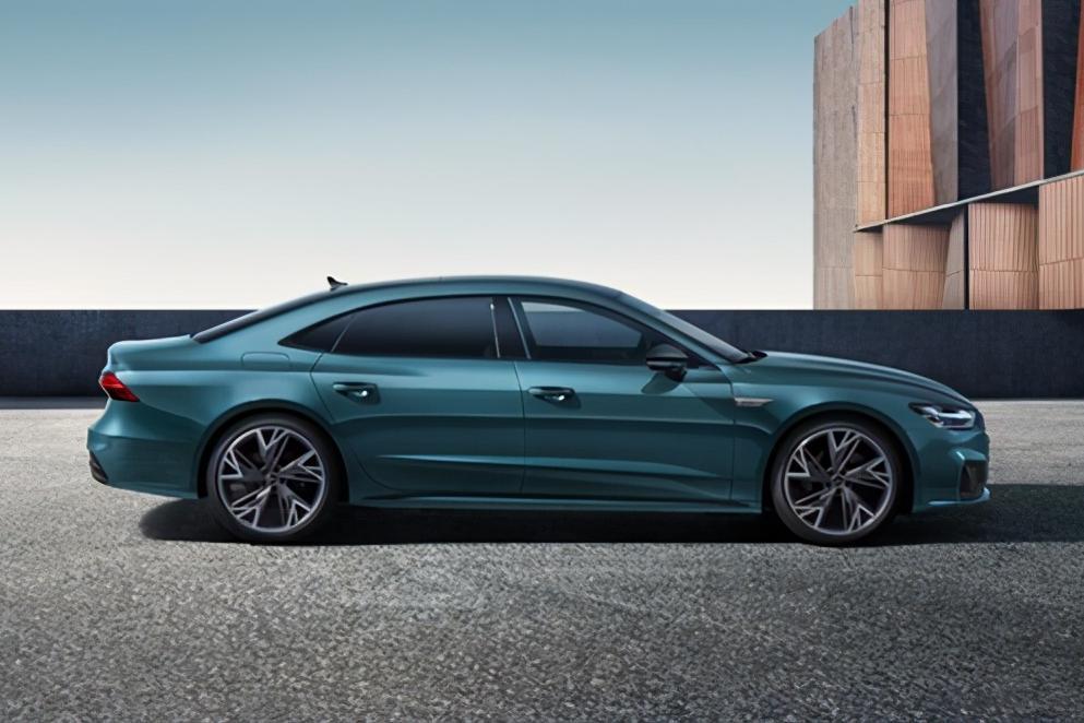 上汽奥迪A7L限量版开卖,保时捷设计师亲自操刀设计新车官图发布