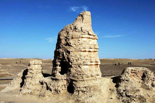 西夏黑水城佛塔中囚禁了700多年的女子,真实身份是谁?
