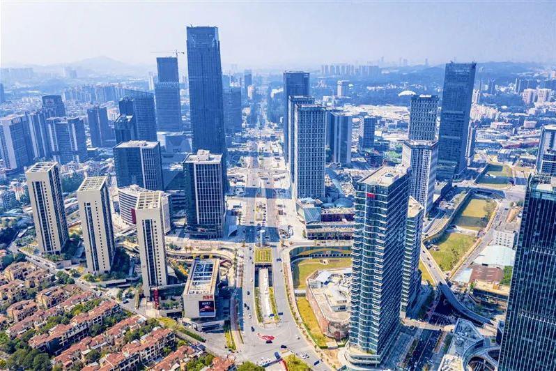 纳尼?国际创新城比华南板块贵,Why?