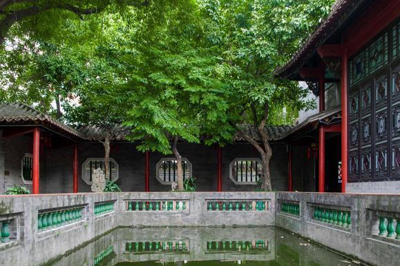 佛山也私藏了个江南园林,由明朝状元所建造,景色超美,你去过吗