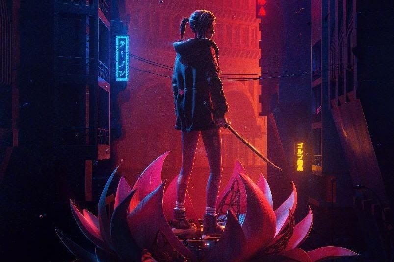 银翼杀手动画剧预告太燃,复制人打戏看着就过瘾,网友:女版哪吒