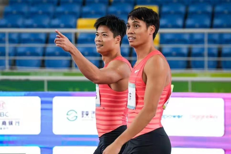 山东4×200米夺冠,前5皆破亚洲纪录,中国短跑人才辈出