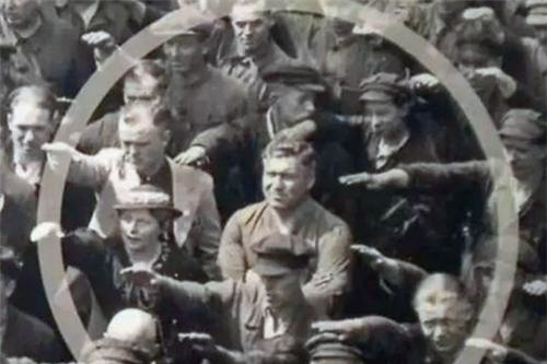 84年前,那位不向纳粹敬礼,还露出不屑笑容的德国市民,后来怎样