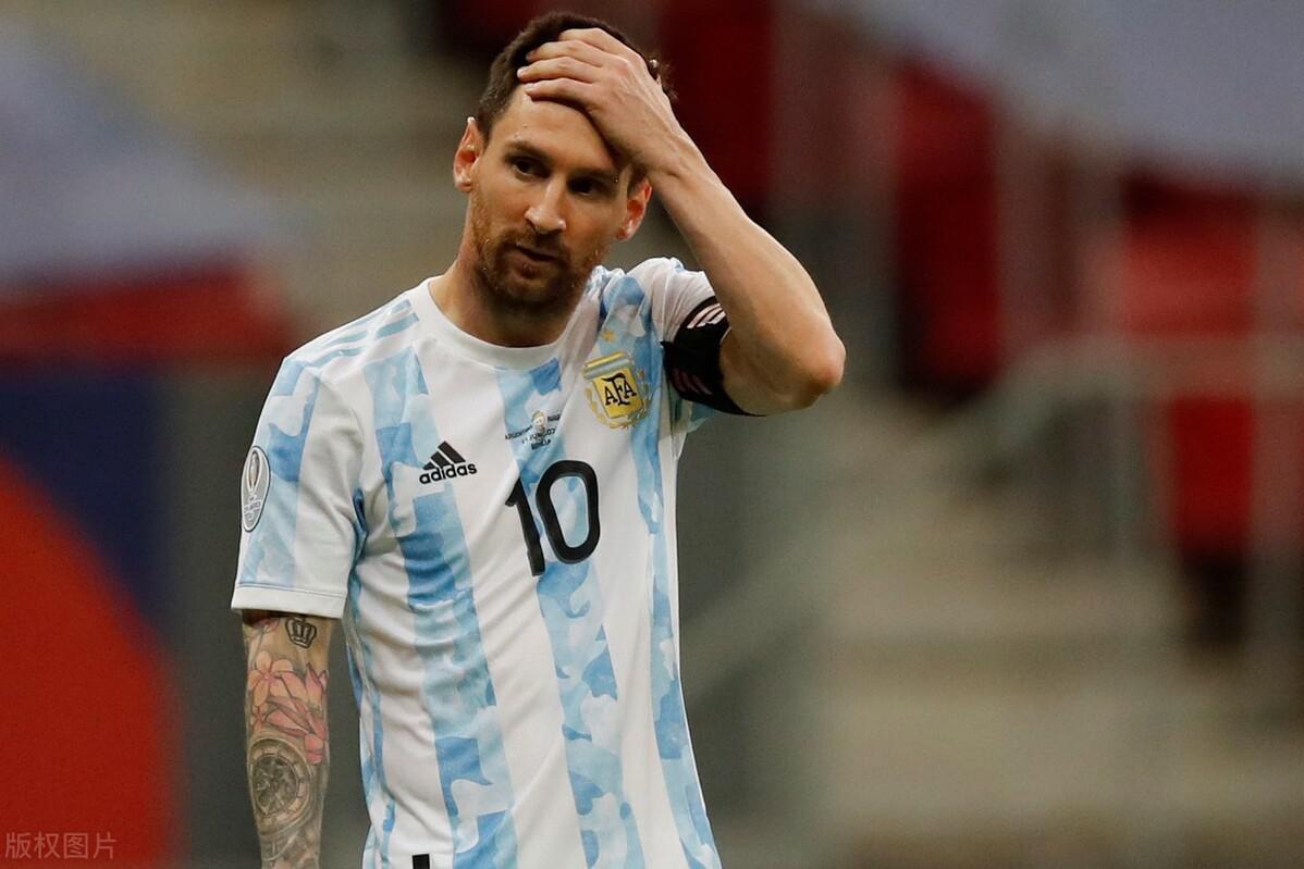 美洲杯最新战报 梅西哑火阿根廷拿下榜首大战 智利小组第2锁定8强
