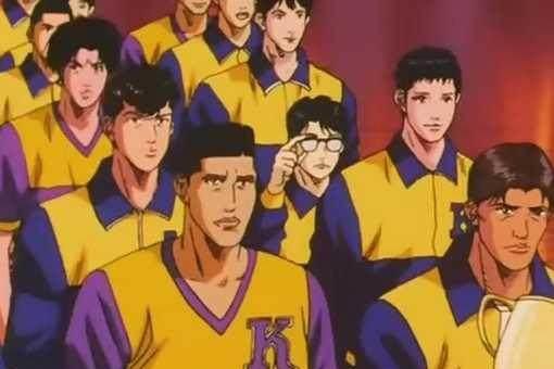灌篮高手湘北作为黑马球队,最大的贡献就是打破了这一平衡!