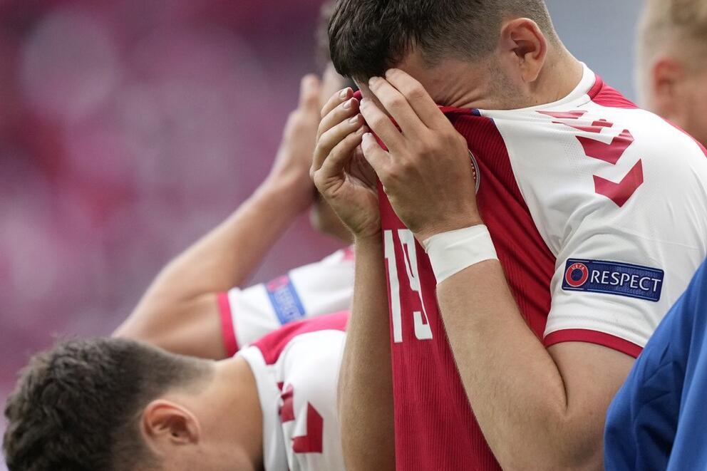 欧洲杯杂谈 热刺中场首个点球罚丢 俄罗斯丹麦比丢球