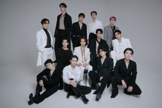 韩国男团SEVENTEEN将于10月携新专辑回归