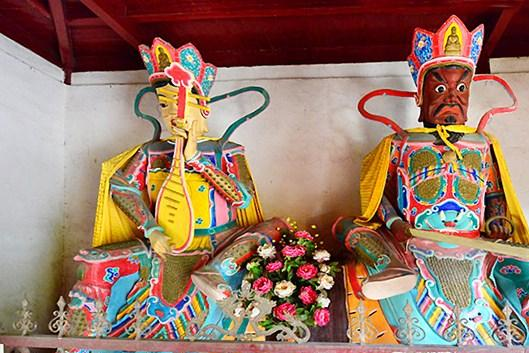 中国唯一供奉朱元璋的寺庙 高僧圆寂后肉身不腐成未解之谜!