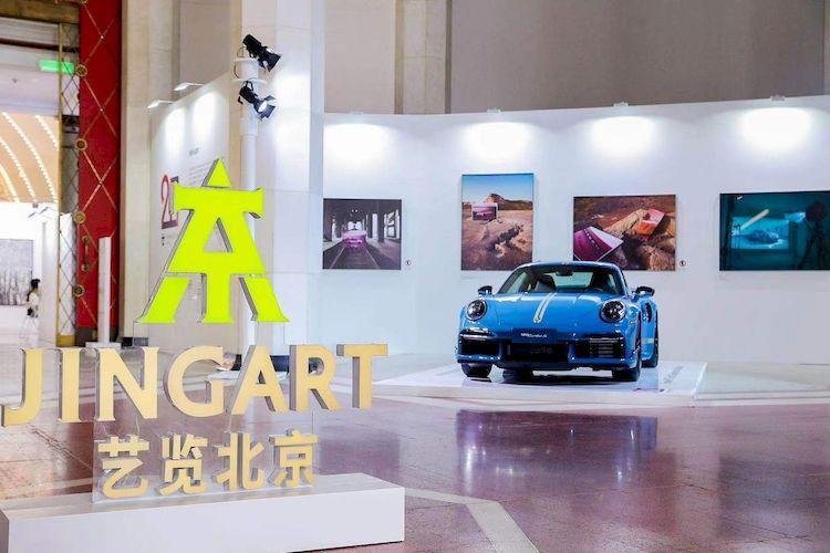"""保时捷""""中国青年艺术家双年评选""""提名揭晓"""