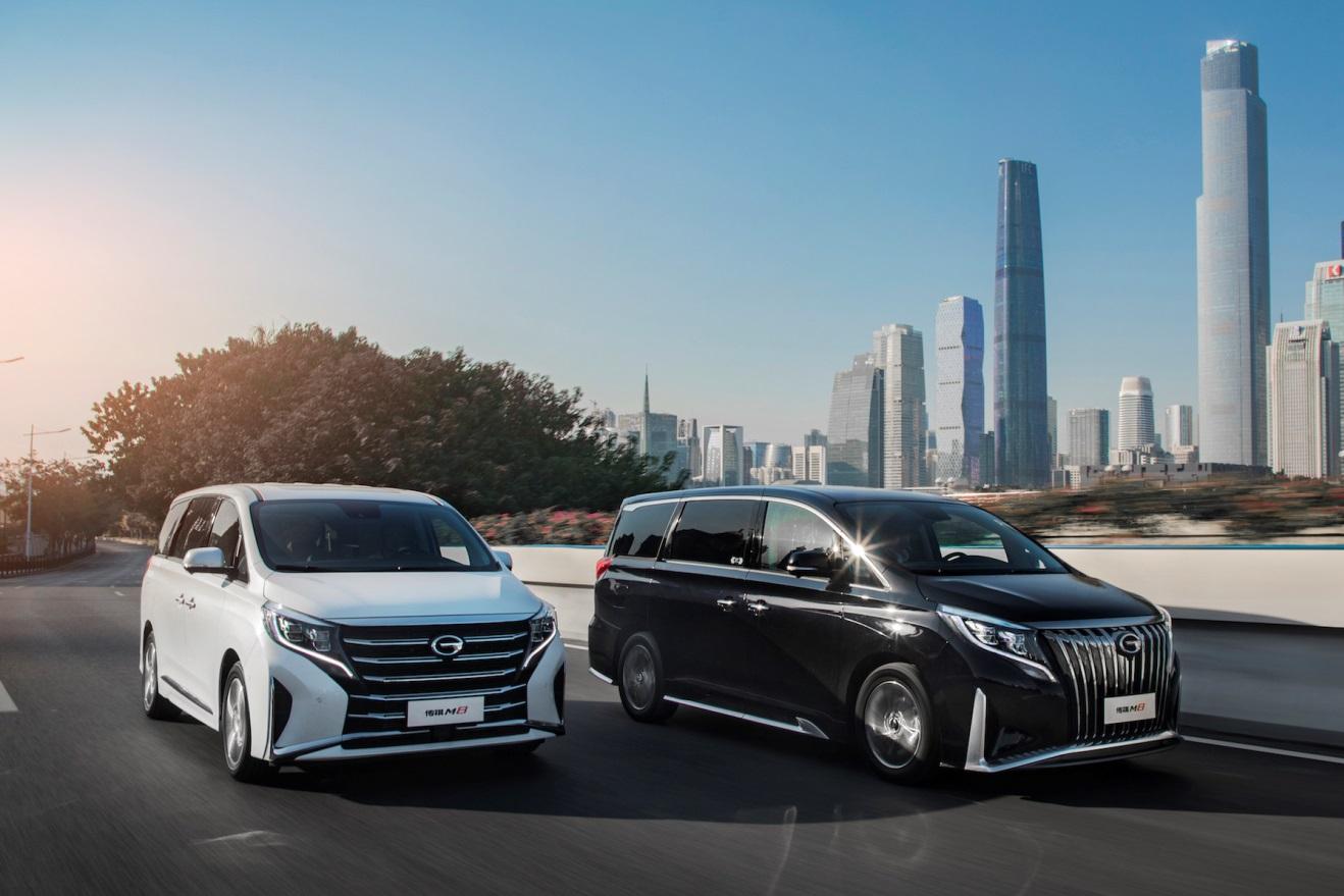 近七成来自合资或进口车主增换购,广汽传祺M8为何如此豪横?