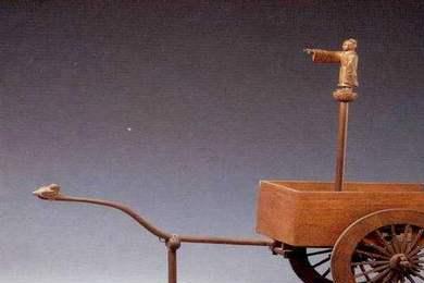 中国古代黑科技——唐代神匠马待封的木头机器人梳妆台