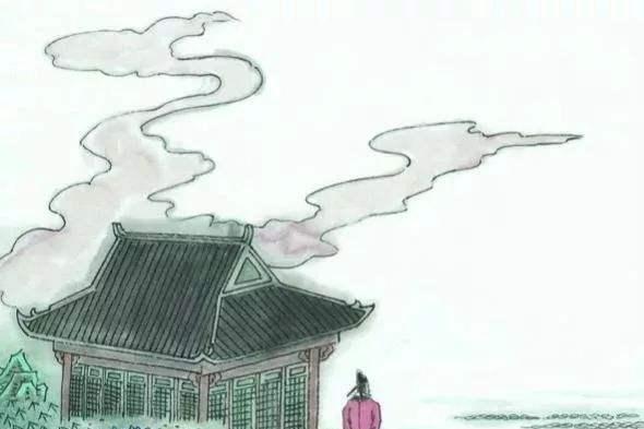 刘禹锡和杜牧的怀古诗实在精彩,这首元曲中多用两人诗句典故