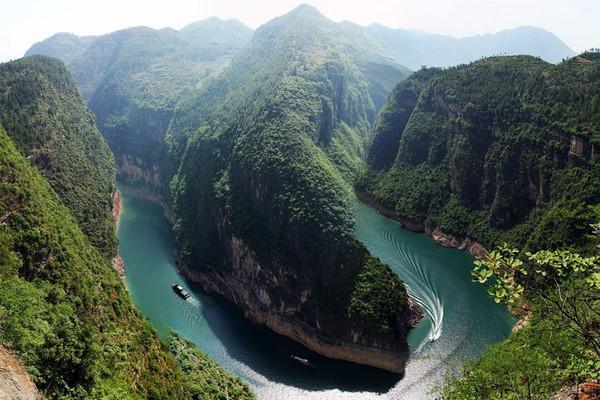 重庆有一低调景区,被称为天下奇观绝景,无处不成诗无处不成画