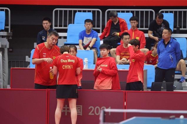 国乒再次传来好消息,张本智和克星屡获重用
