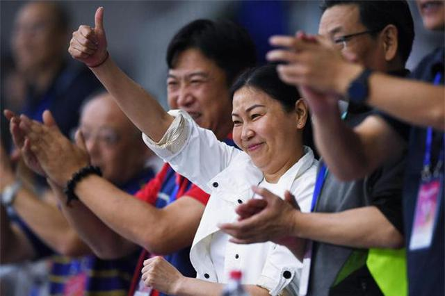 孙杨案结果即将出炉,中国游泳好消息:周继红当选国际泳联副掌门