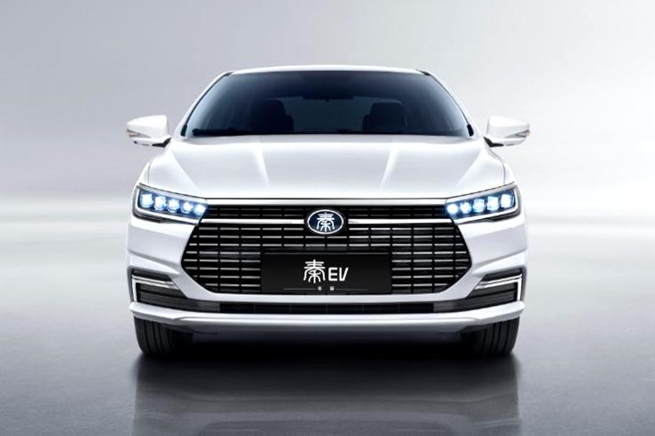 15万元新国潮新设计轿车丨比亚迪秦EV和埃安S plus