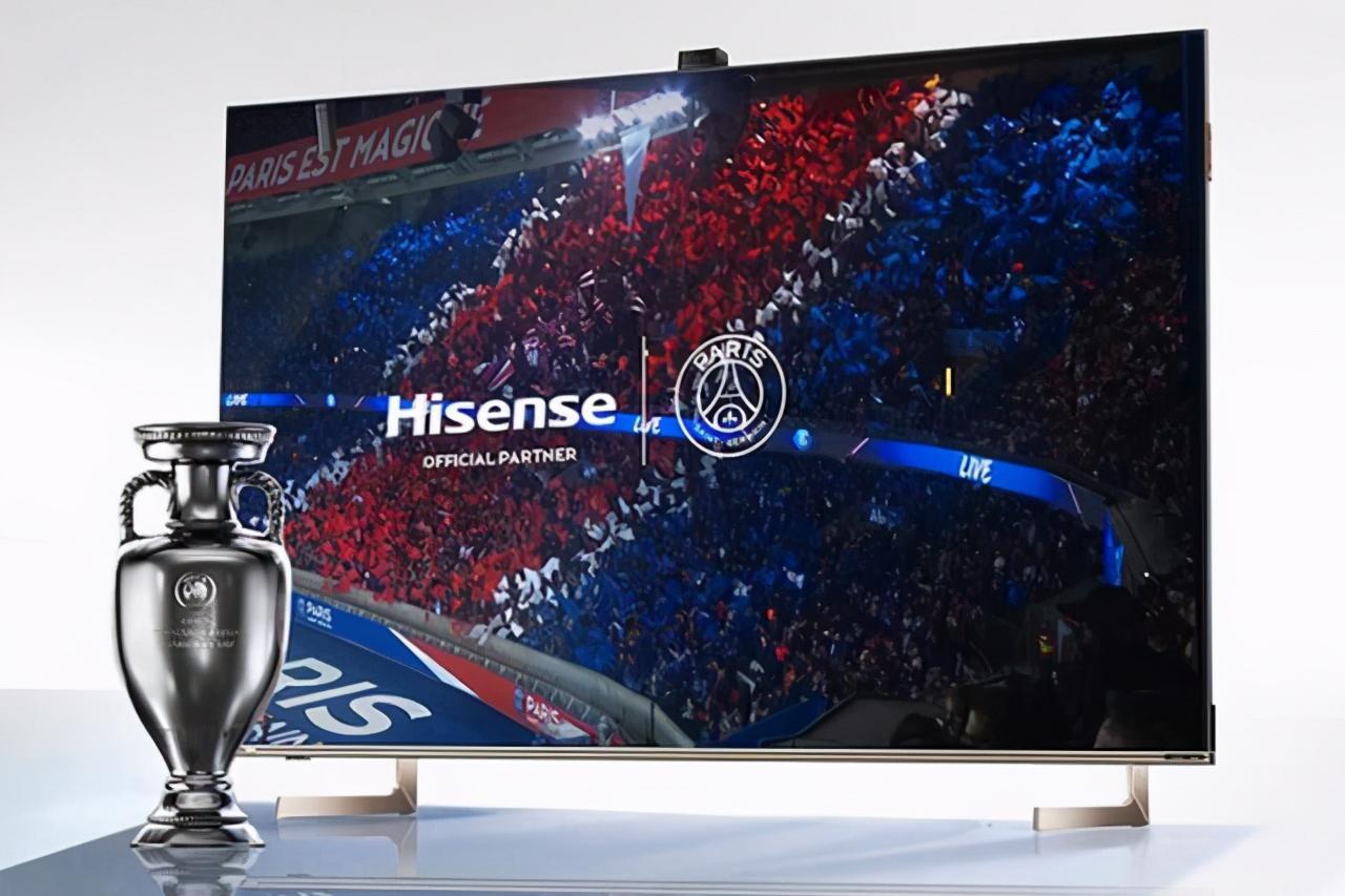 """欧洲杯热点事件:海信电视被""""黑""""了"""